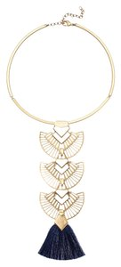 Stella & Dot Stella & Dot Aida Tassel Necklace