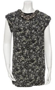 3.1 Phillip Lim Silk Mini Floral Dress