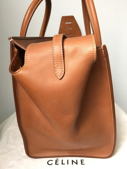 Céline Knot Camel Natural Tote in Saddle tan Celine Image 6