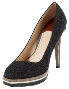 Cole Haan Pump Pump Grey Platforms