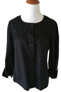 Talbots Black Jacket