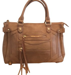 Steve Madden Satchel in Tan