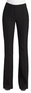 Burberry Boot Cut Pants Black