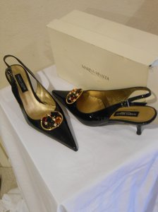 Marina Rinaldi Black Pumps