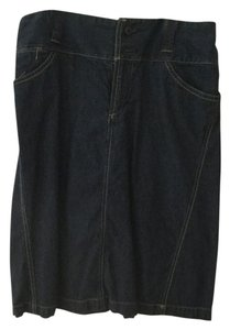 Eddie Bauer short dress Denim on Tradesy