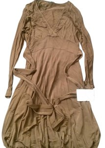 Motivi short dress Brown on Tradesy
