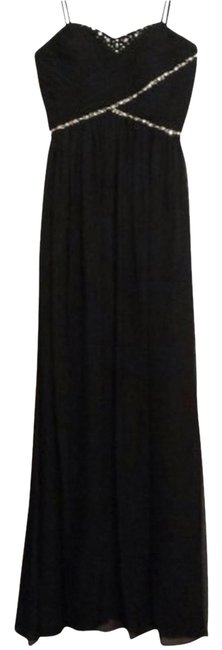 Preload https://item2.tradesy.com/images/adrianna-papell-black-prom-strapless-embellished-long-formal-dress-size-8-m-1503701-0-0.jpg?width=400&height=650