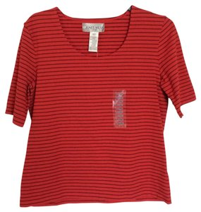 Jones Wear T Shirt Tomato red