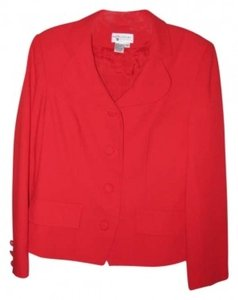 Spiegel Spiegel Skirt Suit- Red- Petite 8
