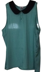 Worthington Top Blue/green