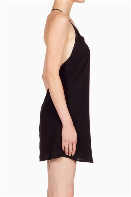 Rehab short dress black on Tradesy
