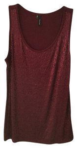 Maurices Top Cranberry Red