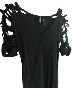 Bisou Bisou Top Black