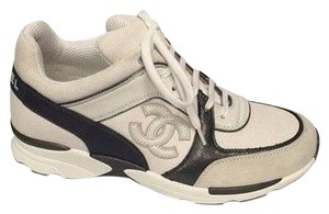 Chanel Sneakers white Athletic