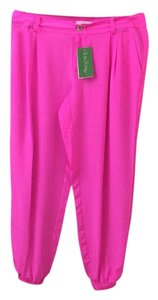 Lilly Pulitzer Baggy Pants Pink