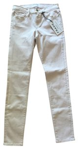 Frame Denim Skinny Jeans-Light Wash