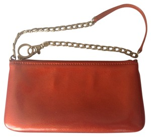 Michael Kors Wristlet in Burnt Orange