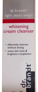 Dr Brandt New Dr Brandt Light Years Away Whitening Cream Cleanser