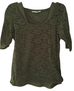 Maurices Top Olive Green