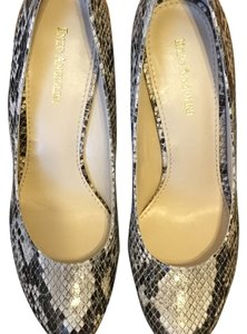 Enzo Angiolini Snake Skin Pumps