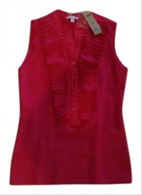Preload https://item4.tradesy.com/images/cache-pink-tank-topcami-size-0-xs-150398-0-0.jpg?width=400&height=650