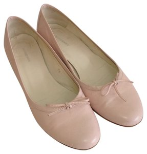 Burberry Leather Pink Flats