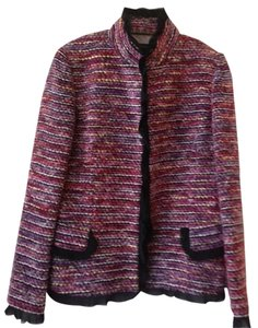 Dana Buchman multicolored Jacket