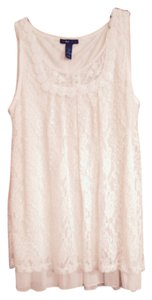 Style & Co Lace Shift Dress