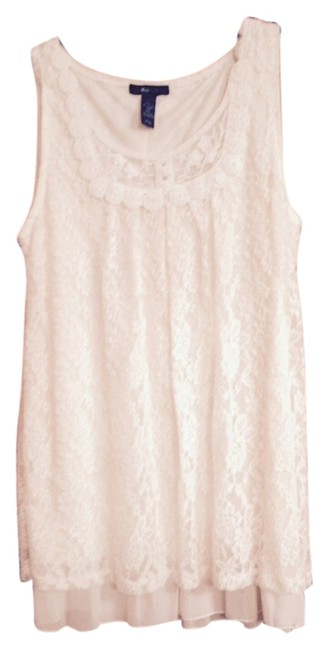 Style & Co Lace Shift Cute Vintage Look Dress