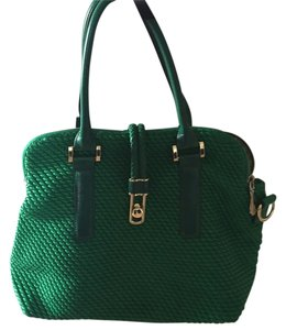 JustFab Satchel in Green