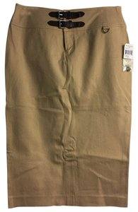 Ralph Lauren Skirt Tan