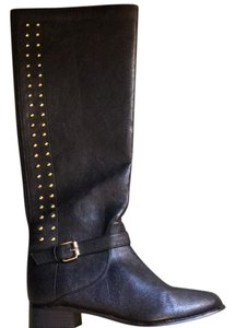 Express Black/gold Boots