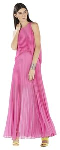 pink gloss Maxi Dress by BCBGMAXAZRIA
