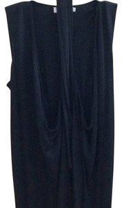 Emanuel Ungaro short dress Black on Tradesy