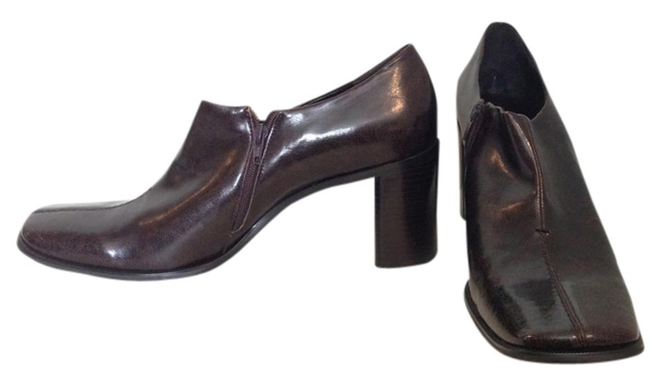 Ladies Franco Excellent Sarto Brown Loafers Boots/Booties Excellent Franco performance 9082e9