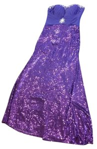 Handmade Sparkly Sequin Size 12 Dress