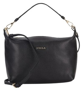 Furla Nwt By Two-way Style Leather Sophie Xl Style Perfect Daily Cross Body Bag