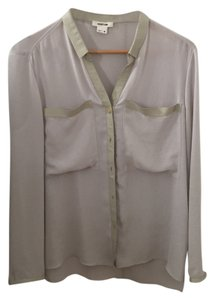Helmut Lang Top Light grey