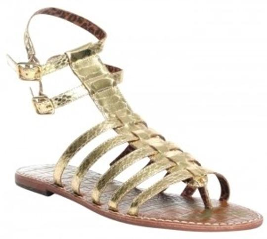 Preload https://item1.tradesy.com/images/sam-edelman-gold-sandals-size-us-65-150425-0-0.jpg?width=440&height=440