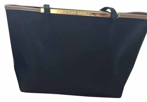 Ted Baker Tote in Black/Nude