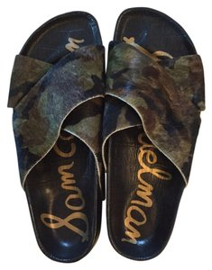 Sam Edelman Camo Sandals