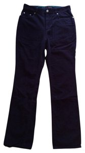 Ralph Lauren Corduroy Casual Comfortable Classic Straight Leg Jeans-Dark Rinse