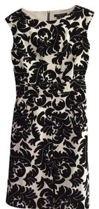 Etcetera Damask Knee-length Dress