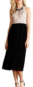 Anthropologie Gatsby Gala Party Night Out Dress