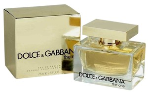 Dolce&Gabbana DOLCE & GABBANA THE ONE EAU DE PARFUM, 2.5 Oz * BRAND NEW SEALED WITH RECEIPT * 100% AUTHENTIC GUARANTEED