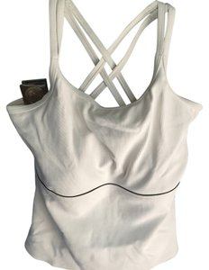 Lands' End Lands End Strappy Criss-Cross Tankini Top Only