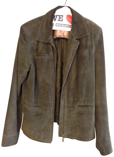 Alfani hunter green Jacket