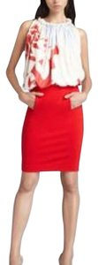 Diane von Furstenberg Skirt Red
