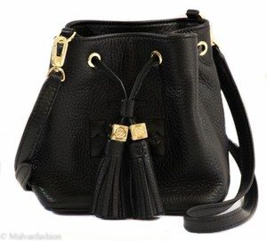 Tory Burch Crossbody Bucket Bucket Black Messenger Bag