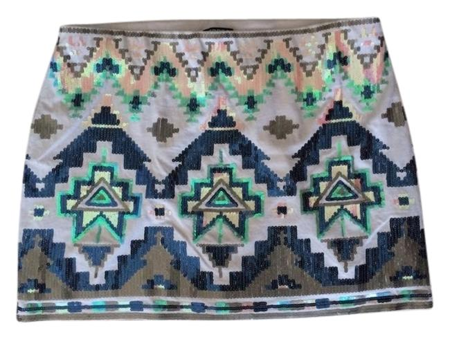 Item - Multicolor Skirt Size 8 (M, 29, 30)